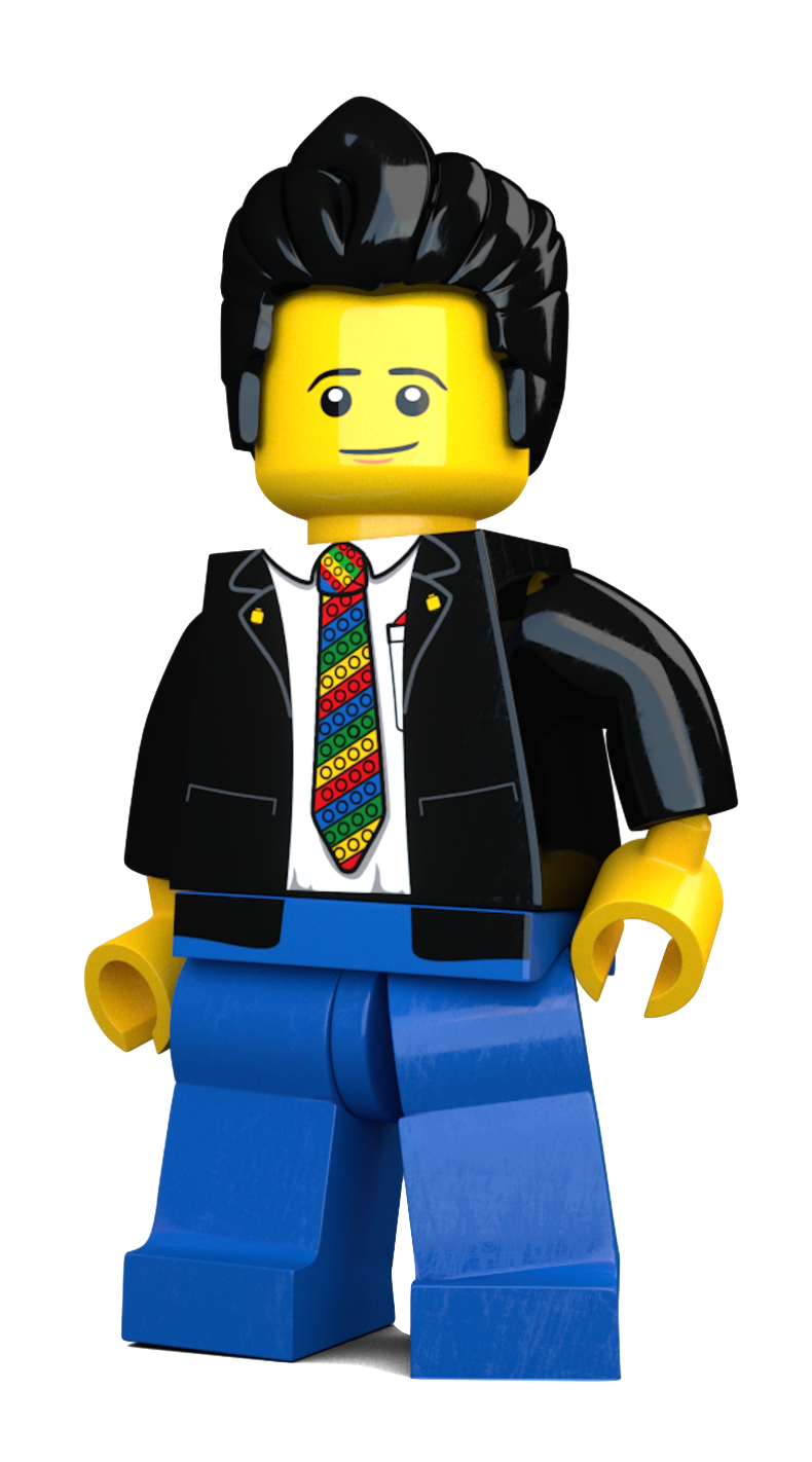 Lego Minifigure Png image #46621