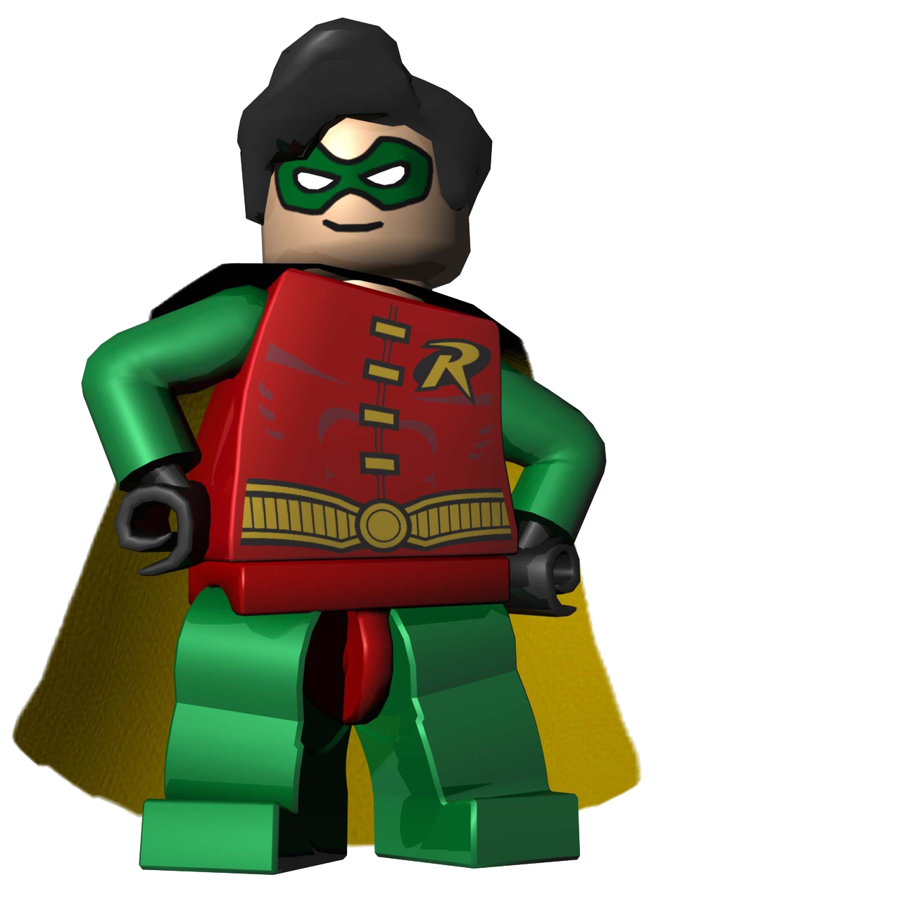 Lego Robin Transparent Background image #46624