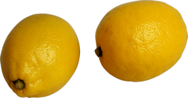 Lemon Png image #38668