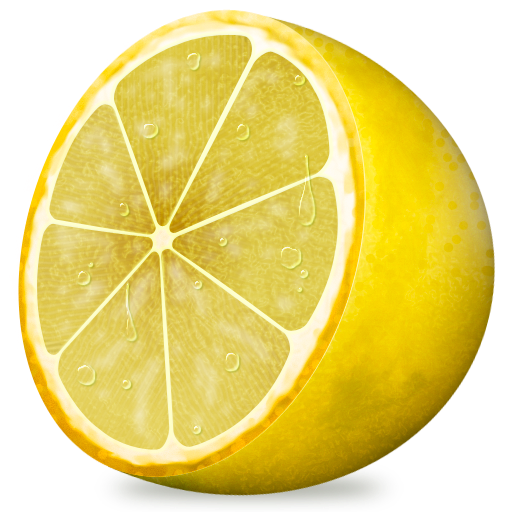 Lemon Png image #38646