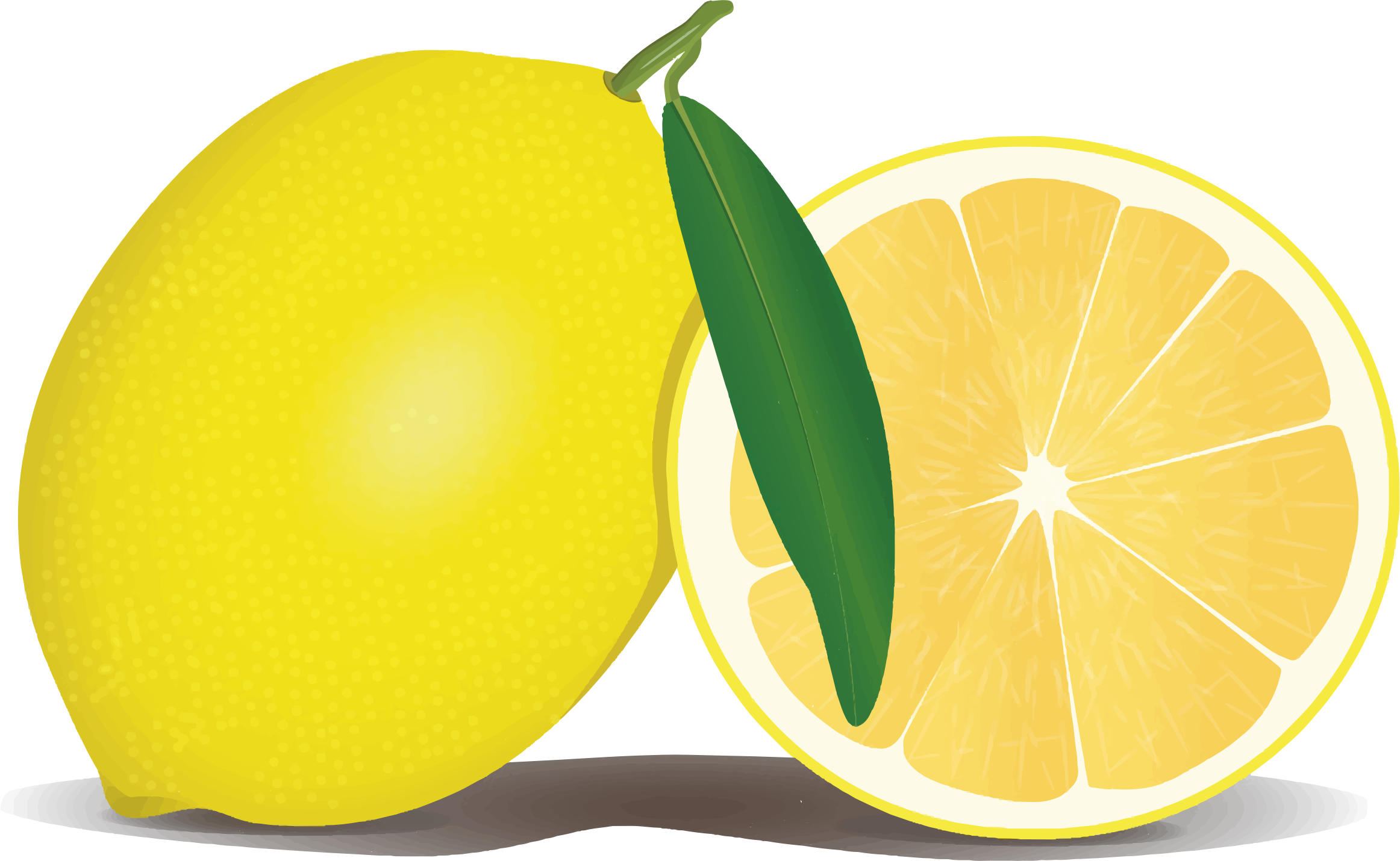 Lemon Png Transparent image #38643
