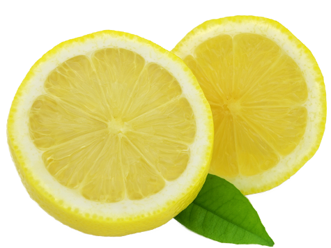Lemon Slices Png image #38661