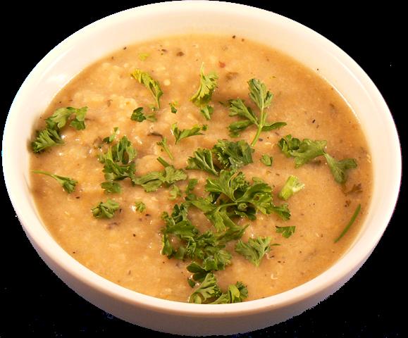 Lentile Soup png