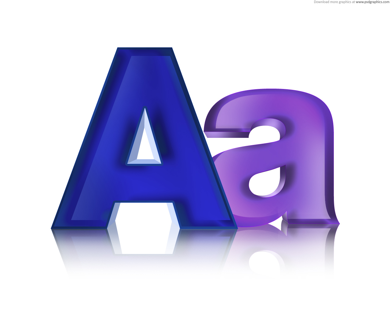 Pictures Letter A Icon image #8858