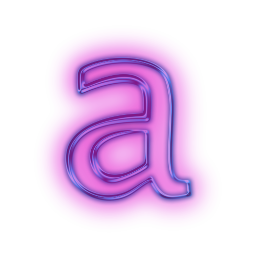 Vector Icon Letter A image #8856