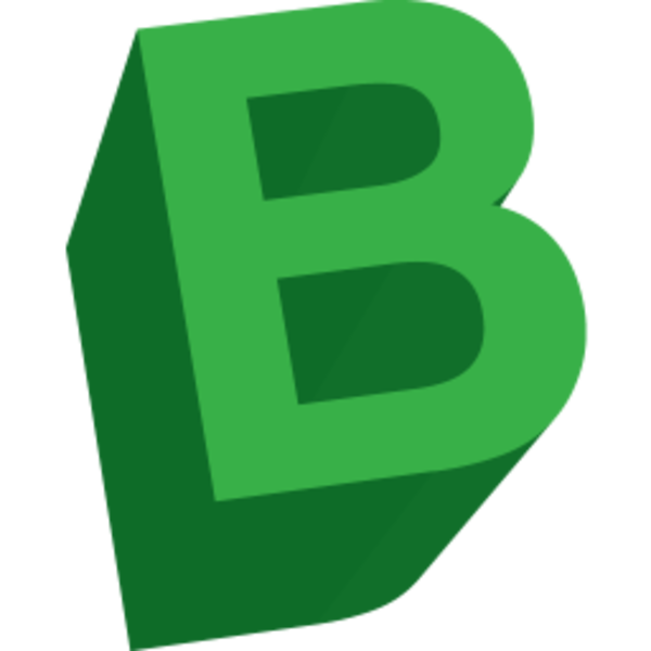 Png Free Icon Letter B image #8866