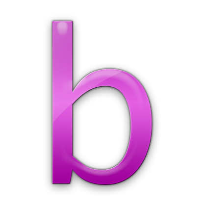 Image Icon Letter B Free