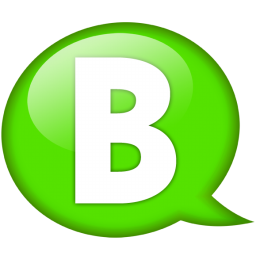 Letter B Download Ico