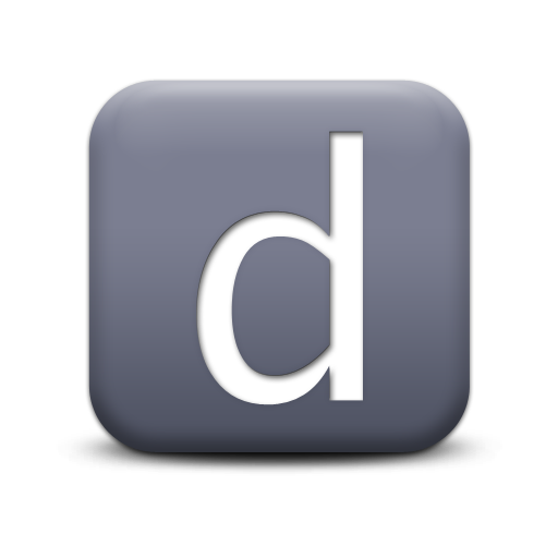 Image Free Icon Letter D image #8938