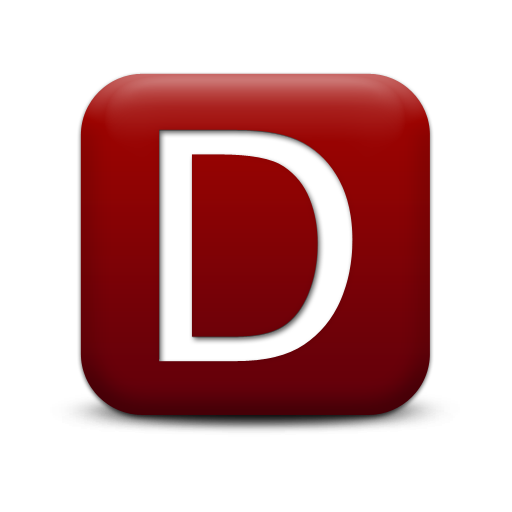 Photos Letter D Icon image #8943