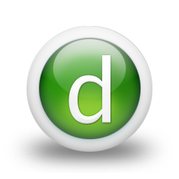 Icon Letter D Png Free