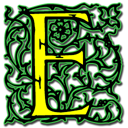 Pictures Letter E Icon image #21674