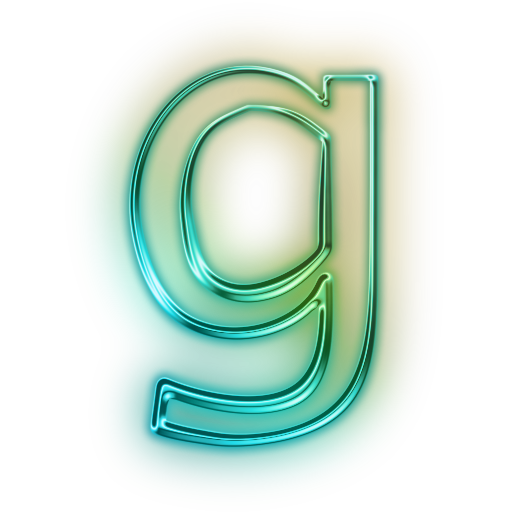Icon Vector Letter G image #21688