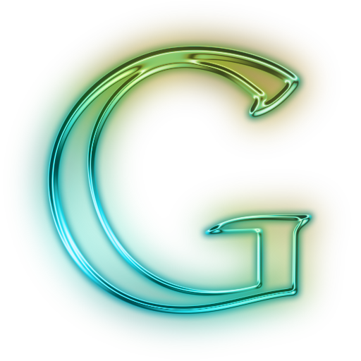 Letter G Icon Png image #21689