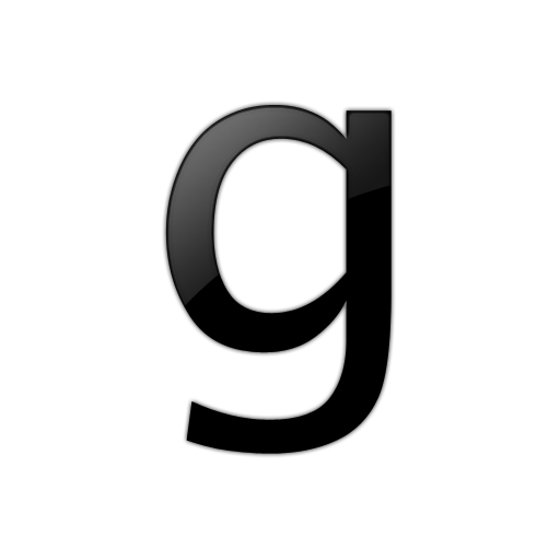 Transparent Letter G Icon image #21701