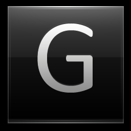Icon Vector Letter G image #21702