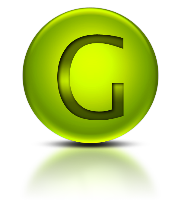 Free Vector Letter G image #21705