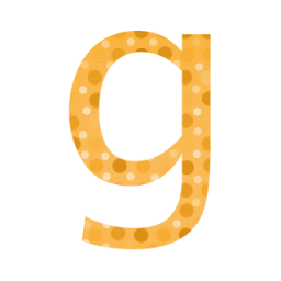 Letter G Icon Vector image #21709