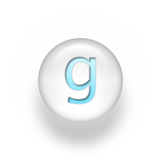 Letter G Icon Png image #21714