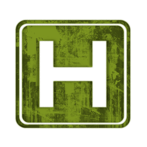 Windows Letter H Icons For image #21753
