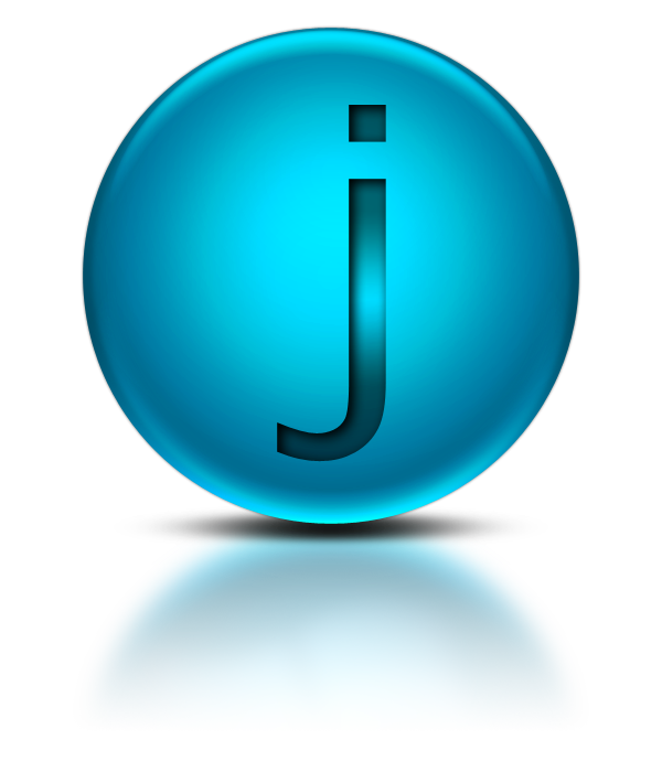 Free Vector Letter J image #21766