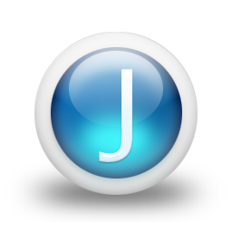 Free Icon Letter J image #21786