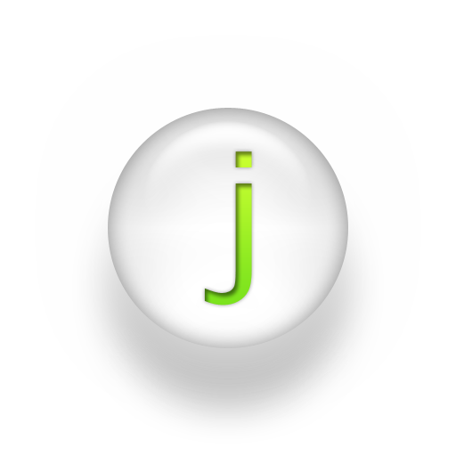 Icon Hd Letter J image #21792