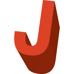 Drawing Letter J Icon image #21769