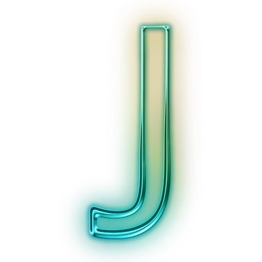 Vector Letter J Drawing Image #21771