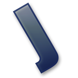 Icon Image Letter J Free image #21773
