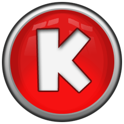 Letter K Vector Icon