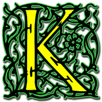 Pictures Letter K Icon image #21805