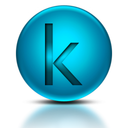 Image Free Letter K Icon
