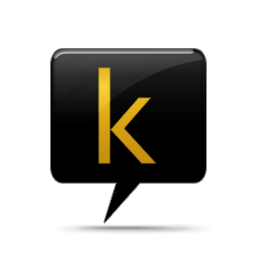Download Icon Free Letter K Vectors image #21816
