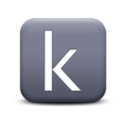 Download Letter K Icon image #21799