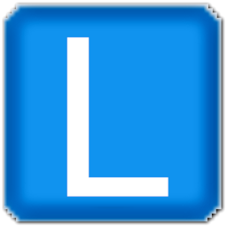 Letter L Vector Icon image #21842