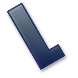 Download Icons Letter L Png image #21826
