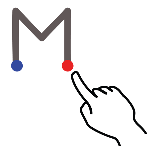 Icon Transparent Letter M