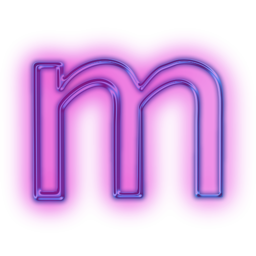 Letter M Icon Vector image #21860