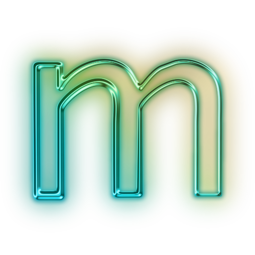 Png Download Icon Letter M