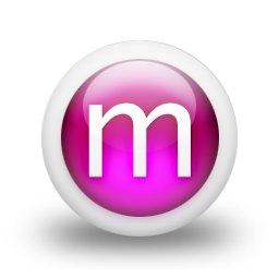 Letter M Download Icon
