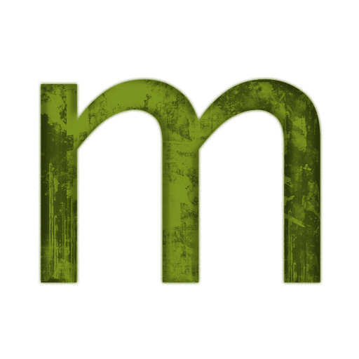 Letter M Icon Png image #21871
