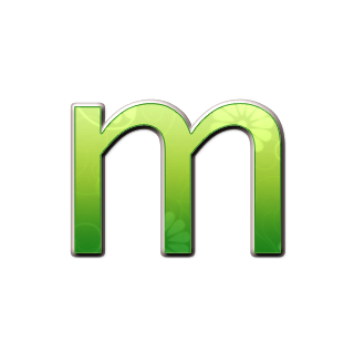 Letter M Vector Icon image #10580