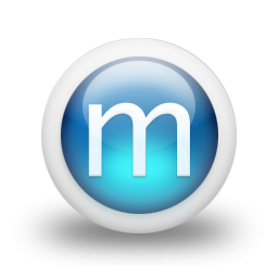 Letter M Icon Png image #21878