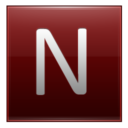 Icon Letter N Download