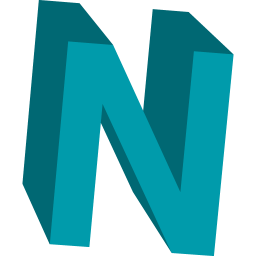 Letter N Icon Free