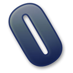 Letter O Save Icon Format image #20911