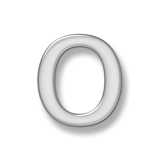 Vector Free Letter O image #20920
