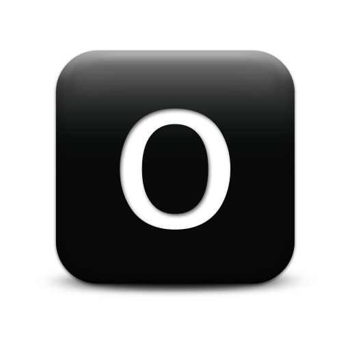 Vector Letter O Png image #20923