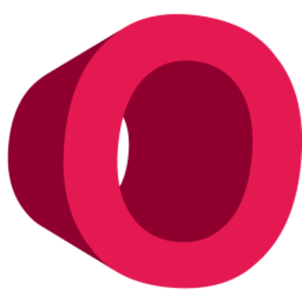 Letter O Simple Png image #20904
